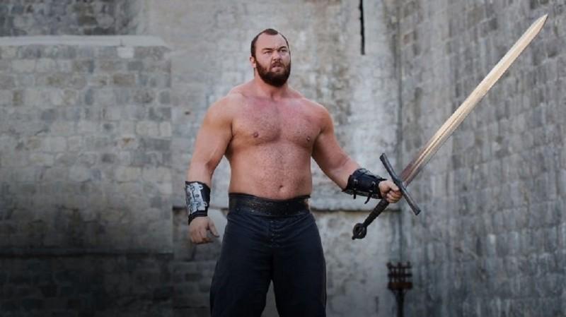 Григор Клиган стал самым сильным мужчиной в мире
