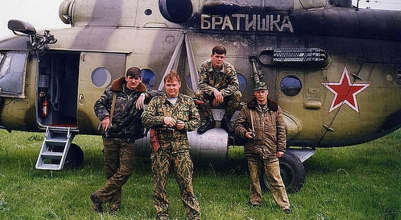 Вторая чеченская война. «Бра…