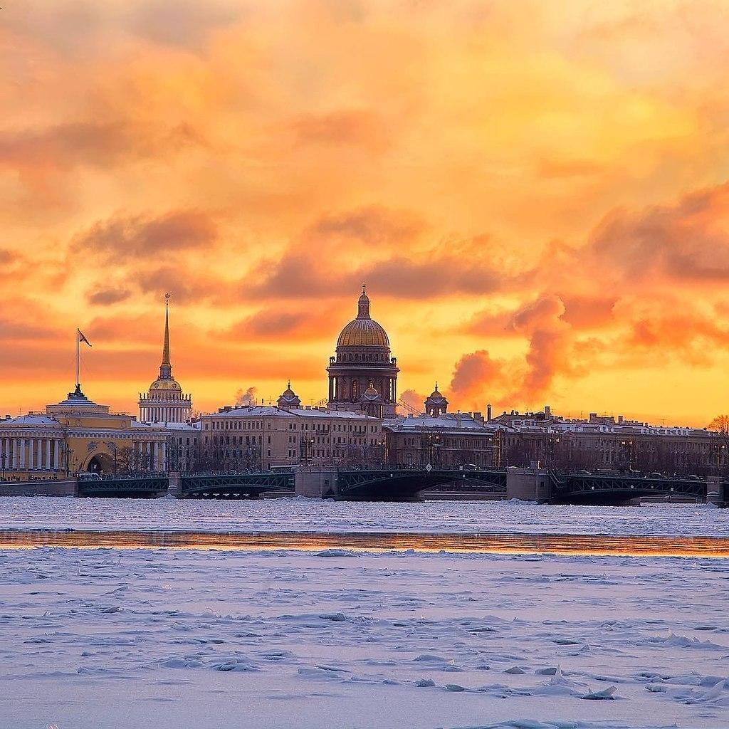Санкт-Петербург сегодня