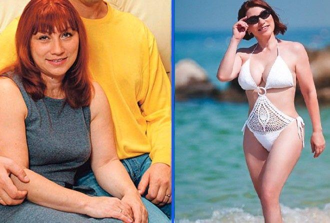 Невероятные преображения: Фото известных телеведущих до и после похудения