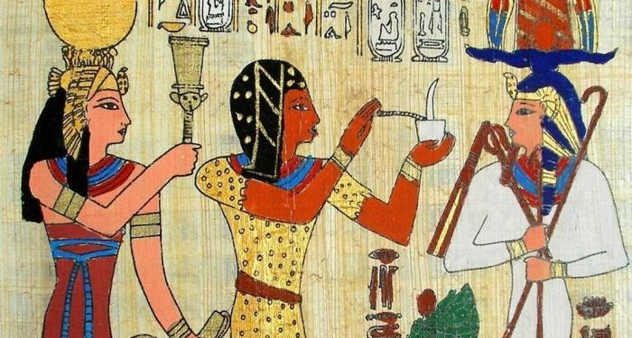 В Древнем Египте очень ревностно следили за состоянием зубов. /Фото: litvin.pl