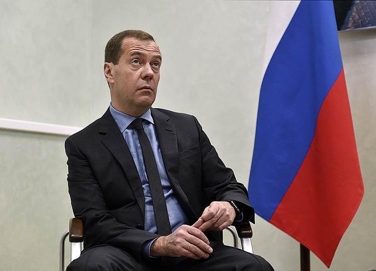 Медведев пообещал вывести Россию в пятерку крупнейших экономик мира