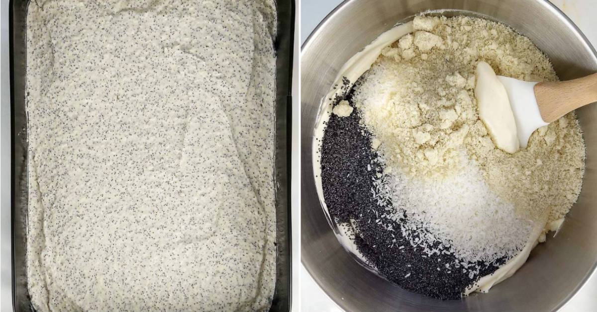 маковое тесто