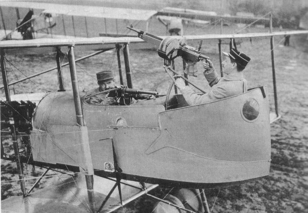 История первых самолетов-бомбардировщиков