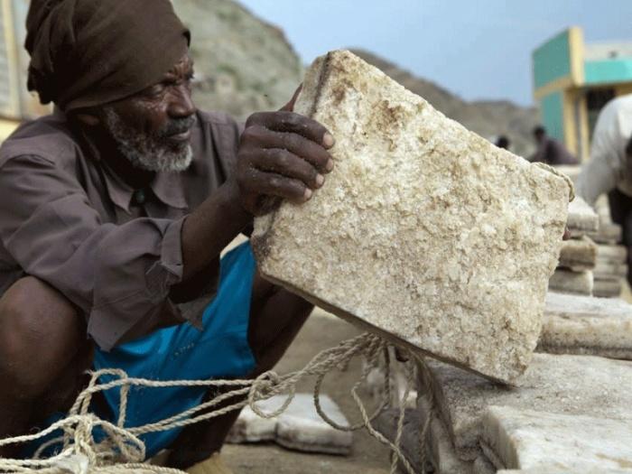 Страсти по соли: от Древнего Рима и Поднебесной до имперской России Африка