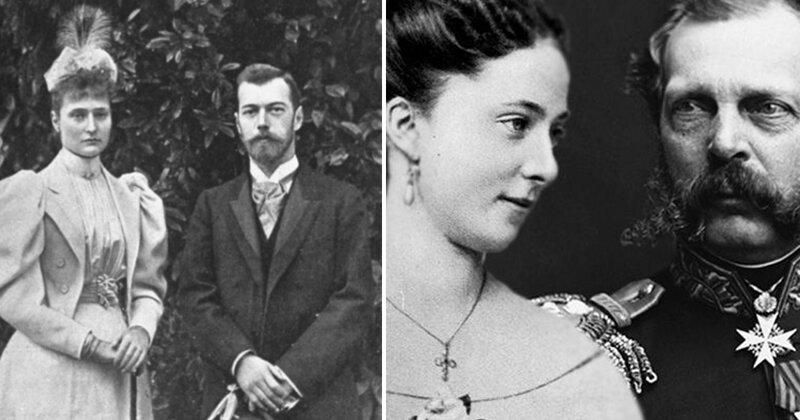 Зачем русским царям нужны были жены из Германии?