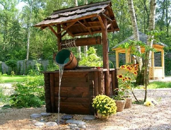 ландшафтный дизайн лесной стиль, фото 35