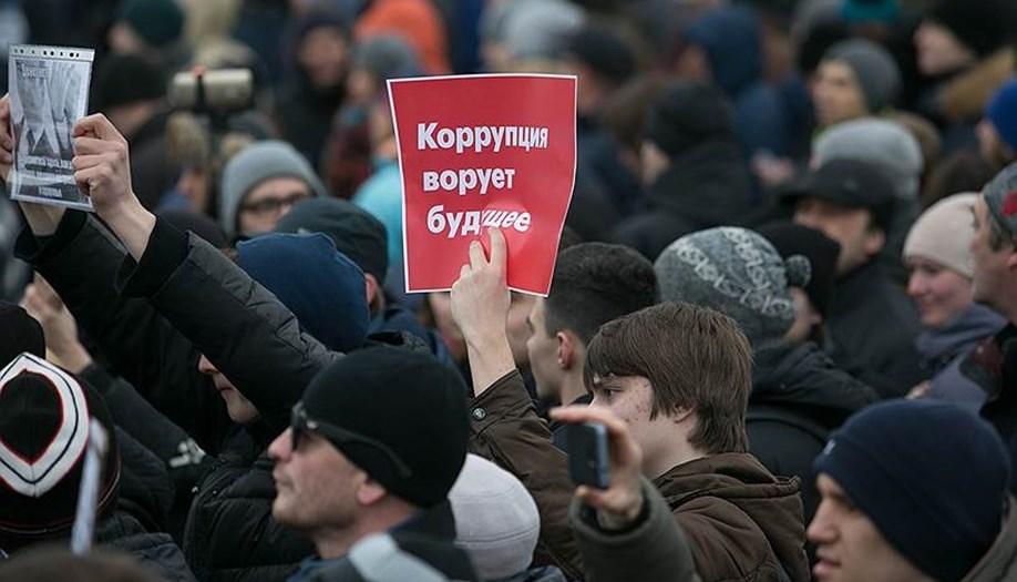 Михаил Поляков. Митинги против власти собирают всё больше людей? Терпение кончается?