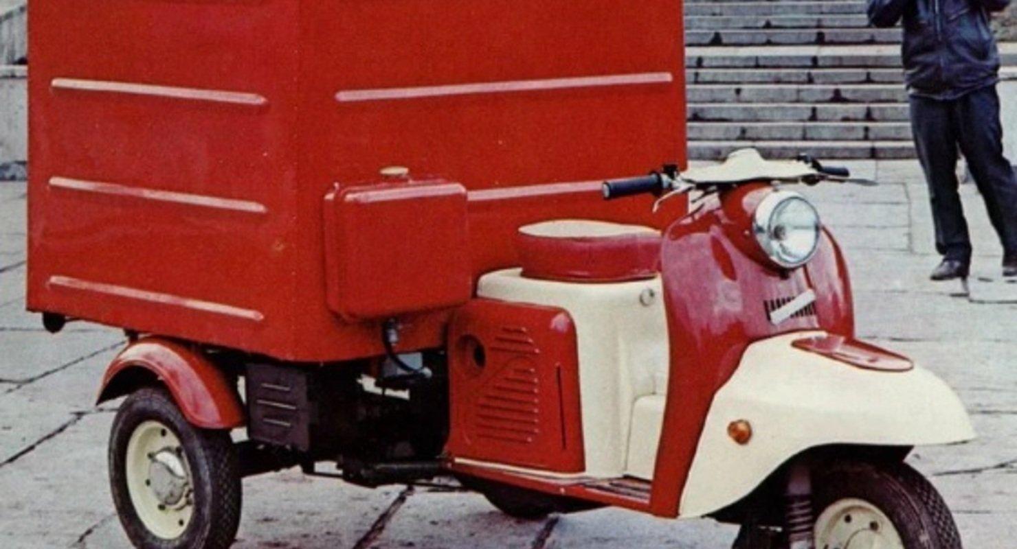 Чем был хорош грузовой компактный мотороллер «Муравей»? Автомобили