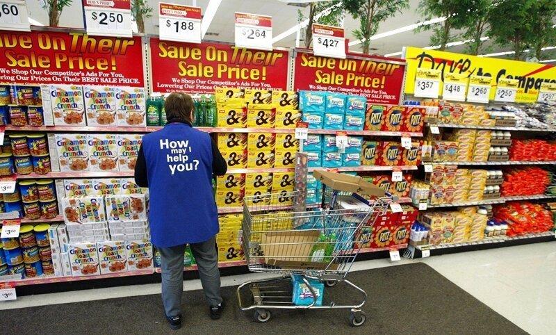 2. Цены в магазинах без налогов. америка, иммигранты, интересное, мнение