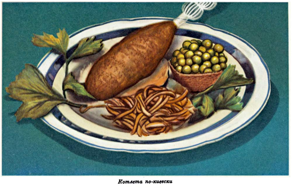 СССР: всё было, только мяса не было. И гречка была дефицитом