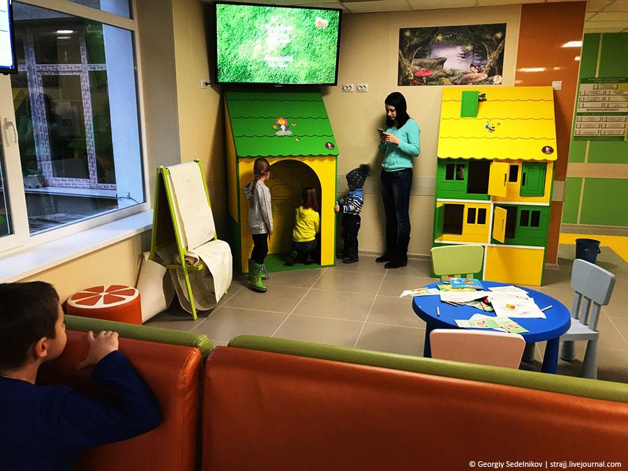 Я в ШОКЕ от детской поликлиники!