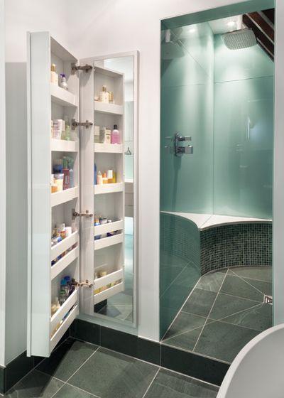 Современный Ванная комната Timeless Design