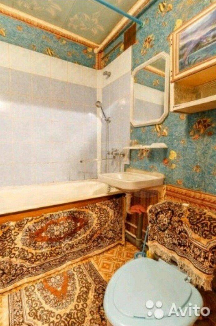Ковёр сделает квартиру уютной... даже самую маленькую в тесноте, квартир, квартиры, малогабаритка, малогабаритки, студия, тесно