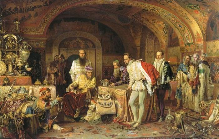 В замках средневековой Европы совсем не было туалетов.   Фото: ribalych.ru.