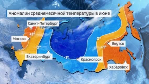 Двойное удивление от синоптиков: какая погода ждет Россию этим летом