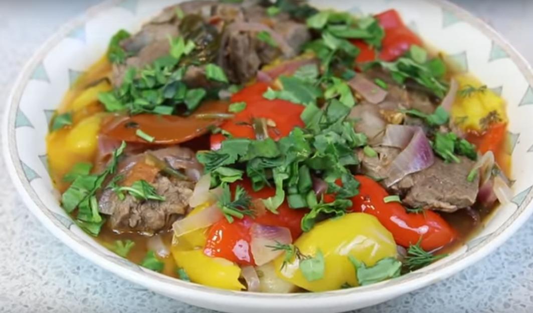 Хашлама по-армянски: вкусное блюдо к обеду или ужину