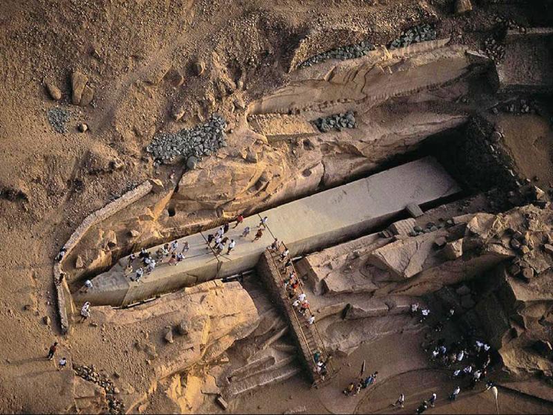 Находки из земли, которым наука пока не может дать объяснений Культура
