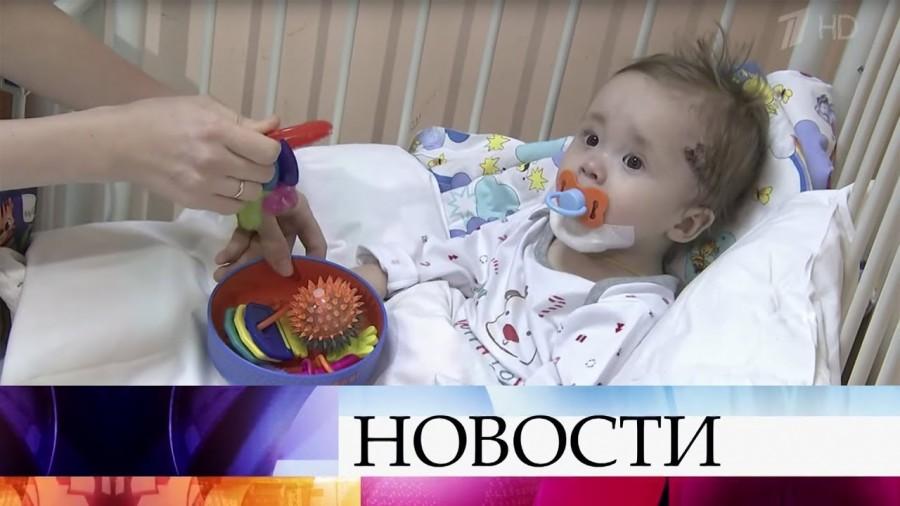 Хорошие новости о самочувствии Вани из Магнитогорска, за которого переживала вся страна