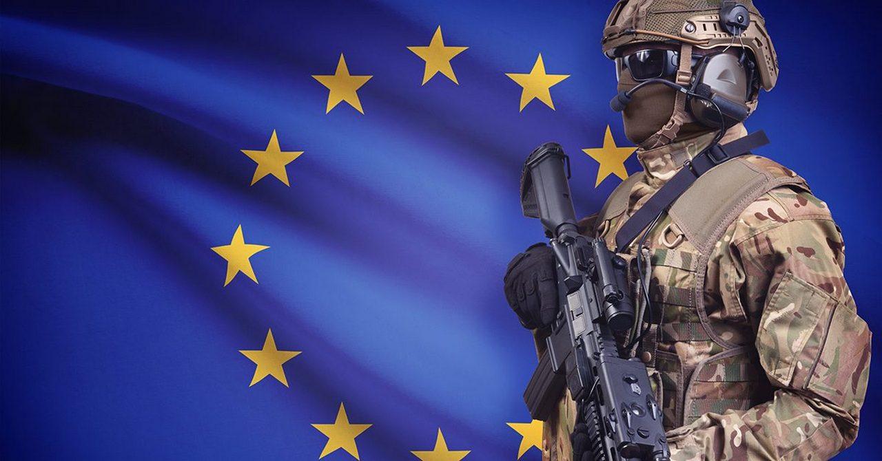 Прибалтику напугала единая европейская армия