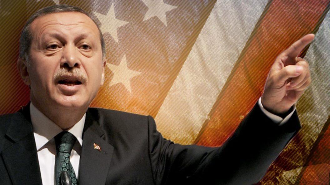 Как Эрдоган гоняет американский спецназ по сирийской пустыне