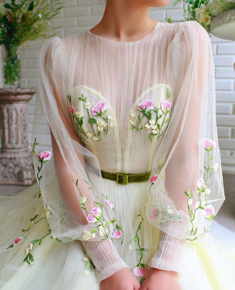 Непростой путь к мечте Теуты Матоши 20+ сказочных платьев бренда euta atoshi, фото № 3