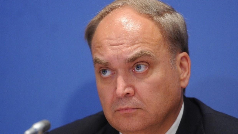 Посол Антонов раскритиковал новые санкции США против российских компаний Политика