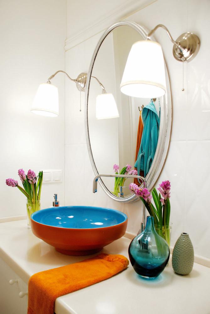 Декор в цветах: бирюзовый, светло-серый, бежевый. Декор в .