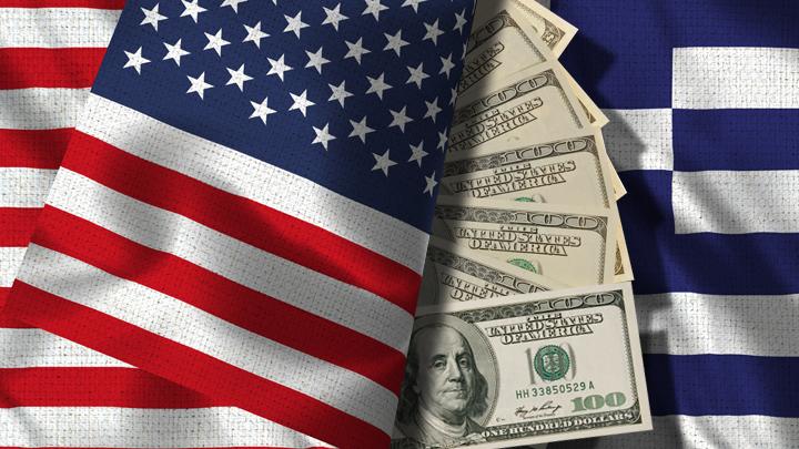 США приватизируют Грецию, ссоря её с Россией
