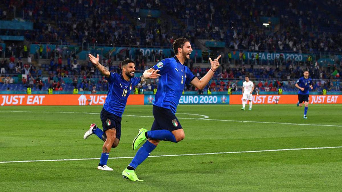 Италия - Уэльс