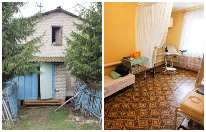 Медпункт планируют полностью восстановить и переоборудовать (Султаново, Челябинская область).