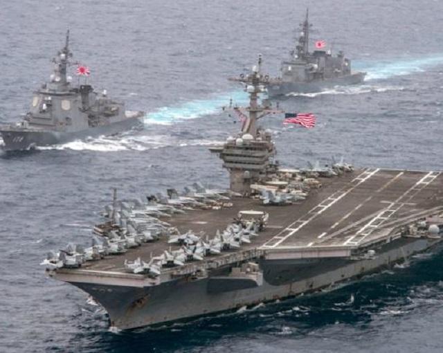 США дразнят китайского дракона у границ РФ