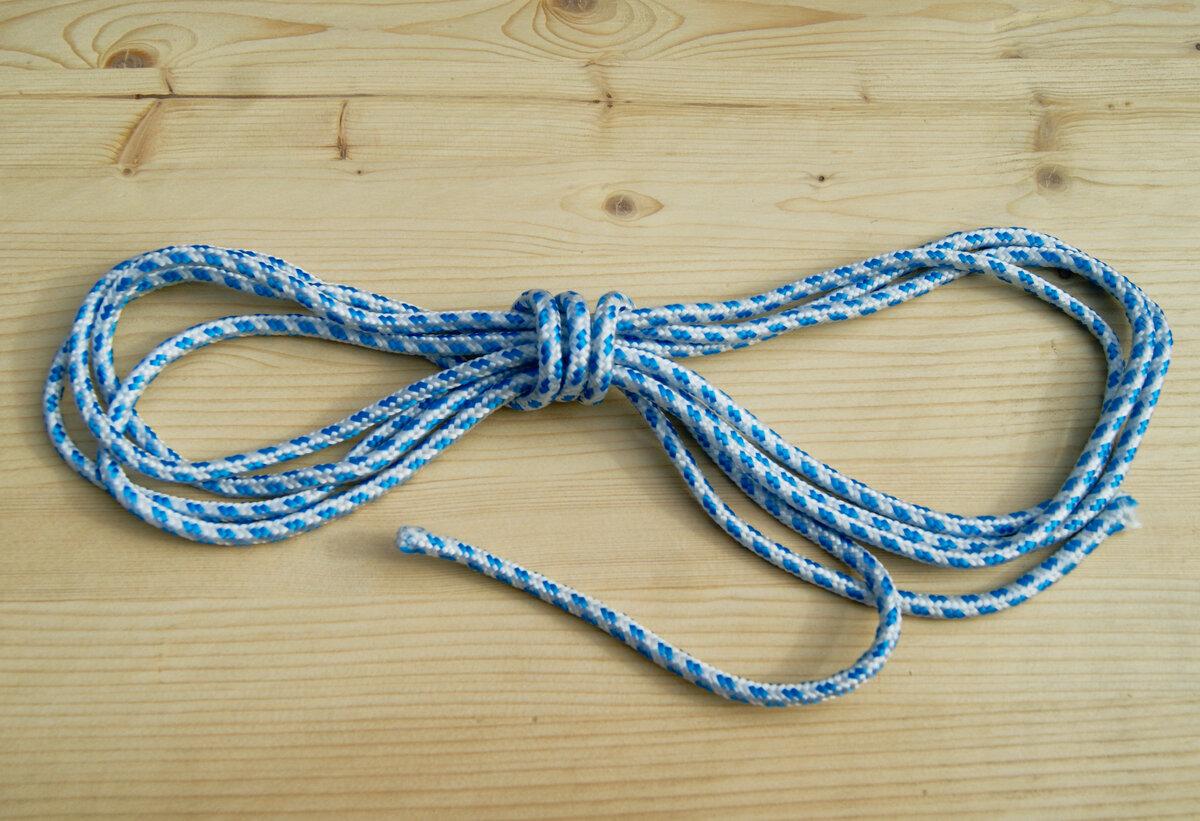 полипропиленовый шнур диаметром 6 мм