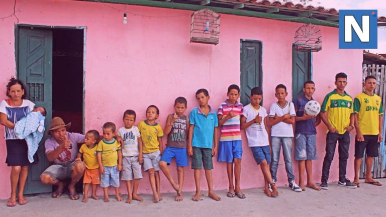 13 сыночков и ни одной дочки