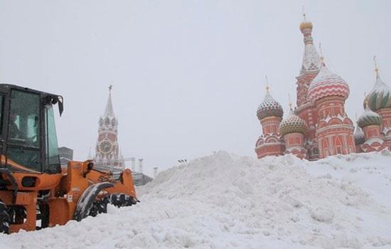 Москва сталкивается с крупне…