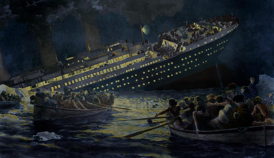 10 невероятных историй о тех, кому удалось пережить крушение «Титаника»