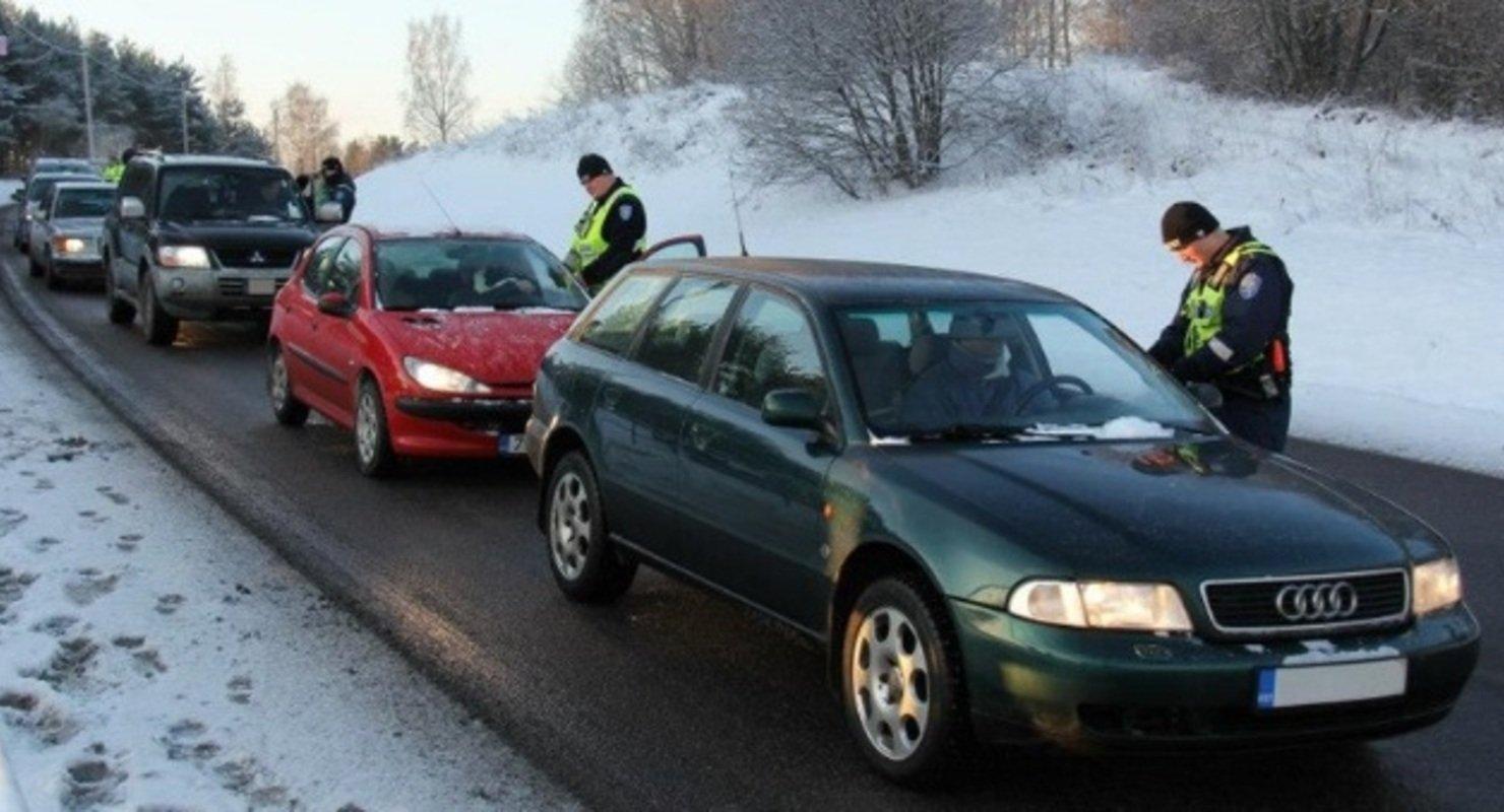 В Эстонии придумали альтернативу штрафу за превышение скорости Автомобили