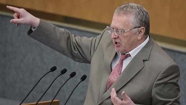 Жириновский предложил сменит…