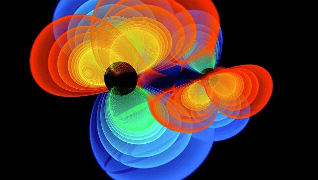 Журнал Science назвал гравитационные волны открытием года