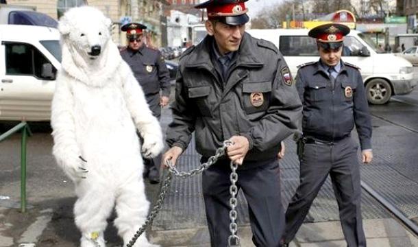 10 безумных фото, на которых собран весь дух России интересное,Россия,фотография