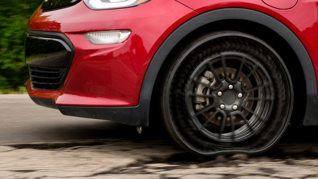 Изобретены шины, которые никогда не нужно накачивать авто и мото,новости автомира