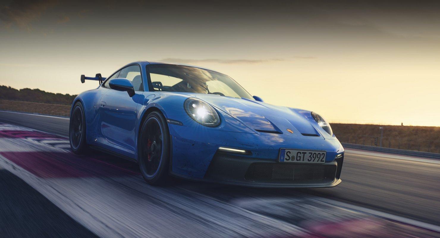 Американцы покупали Porsche 911 GT3 с «механикой» почти вдвое чаще других Автограмота