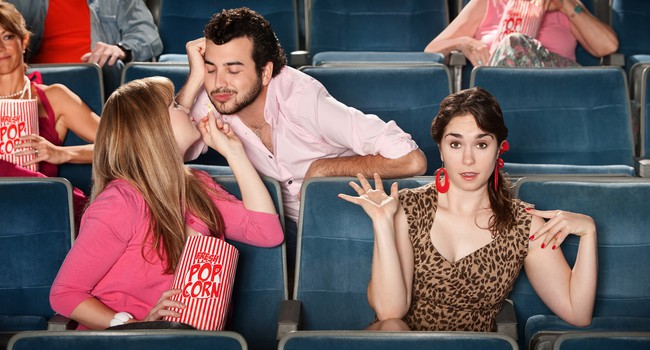 Позитивные и веселые анекдоты про кино и кинотеатры приколы,свежие анекдоты,юмор