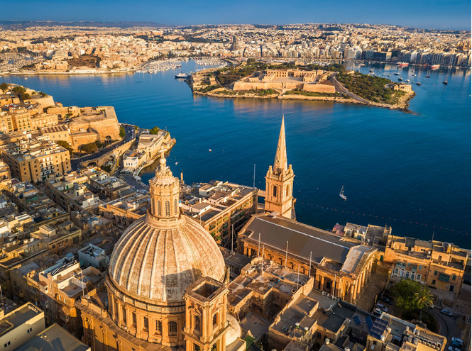Такая разная Мальта: шедевры архитектуры, дикая природа и отличные курорты