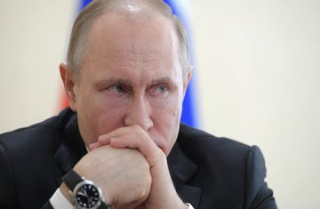 У Путина был шанс показать в…