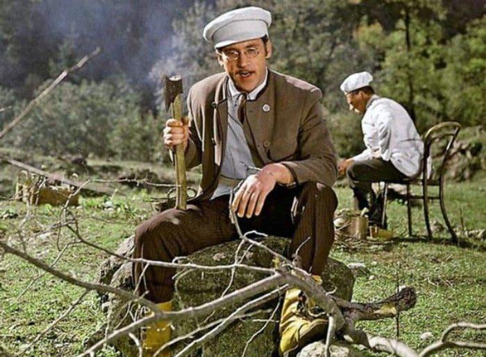 Владимир Высоцкий в роли фон Корена   Фото: echo.msk.ru