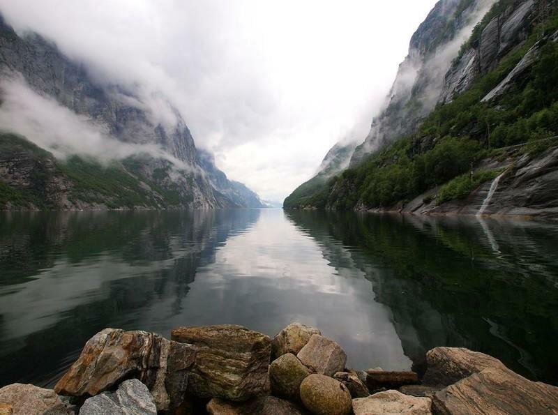 Хардангерфьорд (Hardangerfjorden) путешествия, факты, фото