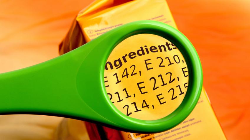 Е-шки в составе — признак того, что еда безопасна