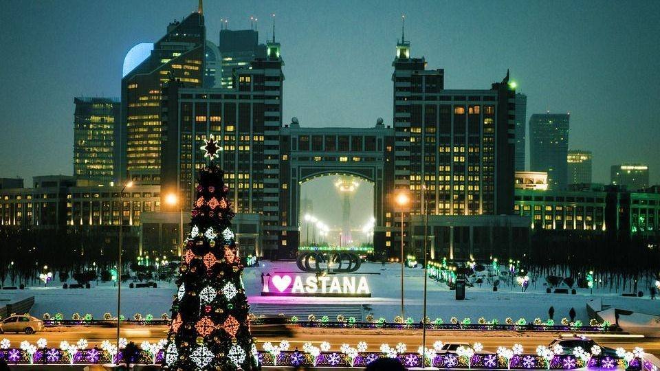 Языковая политика Казахстана: английский— третий государственный