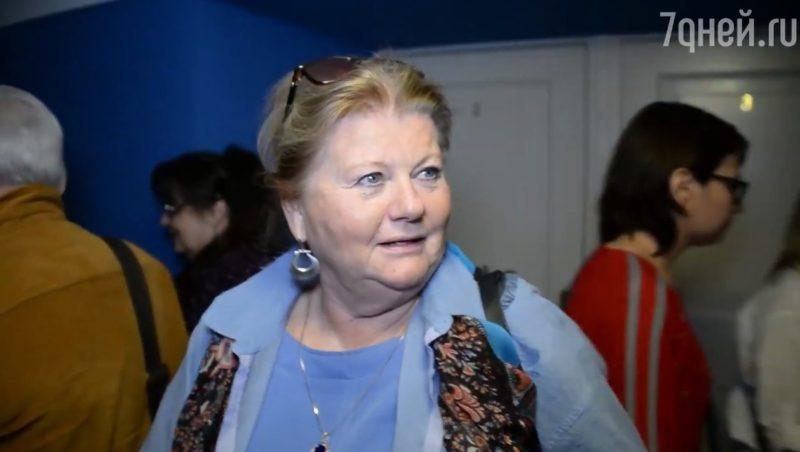 Ирина Муравьева восхитила коллег новой внешностью